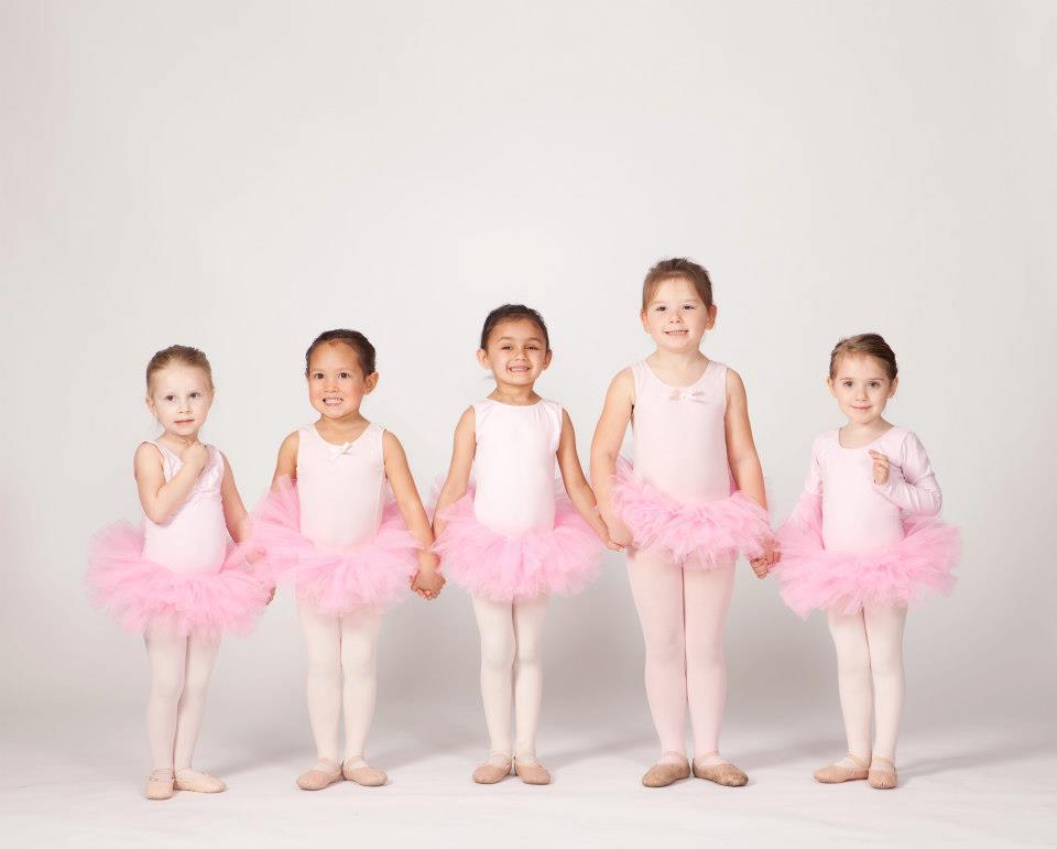 Pre School Ballet - Ellenbrook Ballet Academy